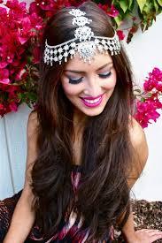 Best 25 Indian Wedding Hairstyles Ideas On Pinterest Indian