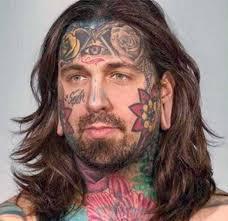 37 карточек в коллекции татуировки на лице пользователя дмитрий л