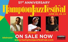 Hampton Jazz Festival Hampton Coliseum