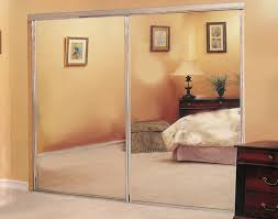 image of best mirrored sliding closet doors