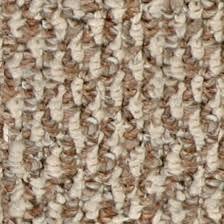 Pinstripe Berber Carpet Brown Cream 12 Width