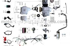 50cc wiring diagram 50cc four wheeler wiring diagram also mini 4 wheelers 110cc as 50cc four wheeler wiring diagram