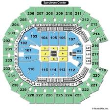 58 Perspicuous Spectrum Center Virtual Seating Chart