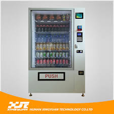 Snack Vending Machines With Card Reader Cool 48 Hot Sale Bottled Water Vending Machine With Card Reader Buy