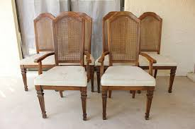 stanley dining room furniture. cane back dining room chairs stanley sets items similar to vintage furniture u