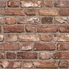 vintage brick wallpaper gran deco