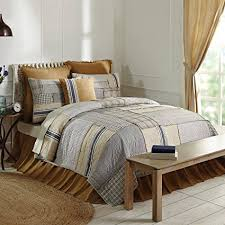 farmhouse quilt bedding. Delighful Quilt Piper Classics Mill Creek Queen Quilt 90 X 90 Farmhouse Style Country  Quilted On Quilt Bedding I