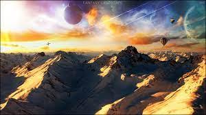 Fantasy Landscape Wallpaper by ...