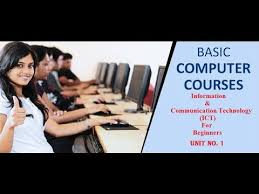 basic computer courses for beginners | information technology | What is ICT  - YouTube