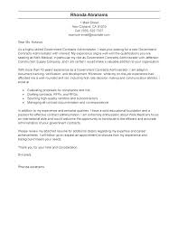 military cover letter government cover letter template