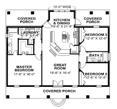 simple floor plans. Cabin And Cottage Plan First Floor - 028D-0060 | House Plans More Simple
