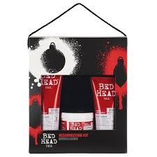 tigi bed head resurrection kit gift set worth 40 85 lookfantastic
