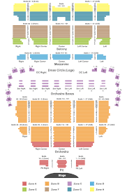 Boston Convention Center Seating Chart Boch Center Wang Theater Seating Chart Boston