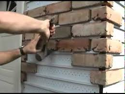faux brick vinyl siding. how to replace vinyl siding with real brick faux s