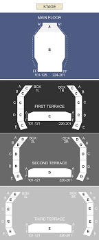 Clowes Memorial Hall Indianapolis In Seating Chart