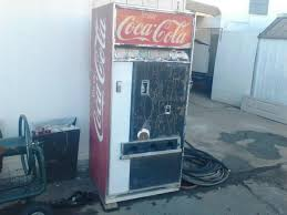 Coca Cola Vending Machine For Sale Amazing Used Coca Cola Vending Machine For Sale In Phoenix Letgo