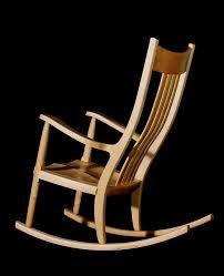 designing the weeks rocking chair