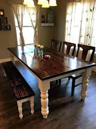 kitchen table benches farmhouse table and chairs kitchen tables with regarding the most elegant farmhouse kitchen