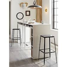 white counter height table. Public White 42\ Counter Height Table