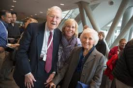 Frank H.T. Rhodes, at 90, honored for academic impact   Cornell Chronicle