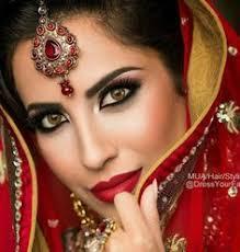 makeup indian makeup red lips arab makeup indian makeup indian wedding makeup