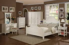 Magnificent White Wooden Bedroom Furniture Sets On With Solid Wood Kids 1