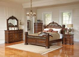 Image Of Mahogany Bedroom Set The Best Wood Furniture Inside