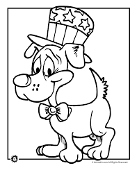Small Picture Th Of July Coloring Pages Summer Printables Patriotic Puppy 5932