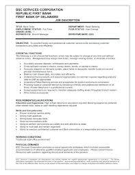 Bank Teller Resume Template Simple Resume Bank Teller Similar Posts Bank Teller Resume Description