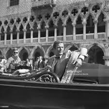 American actor Roger Moore in Venice 1979. Bond 11 Moonraker.