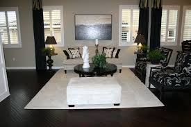 Best Chic Living Room Ideas For Dark Wood Floors 5005