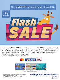 mastercard flash at toys r us
