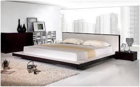 Modern Full Size Bedroom Sets Bedroom Modern Platform Bed Full Size Cado Modern Furniture