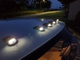 Recon Roof Lights Smoked Recon White Oled Cab Lights W Pics Dodge Cummins