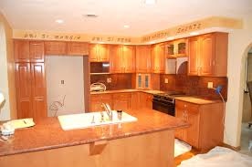 Kitchen Refinishing Kitchen Refinishing Cabinets Elegant Cabinet Refacing Pictures