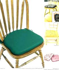 indoor chair cushions pads with ties modern dining chairs cushion info pertaining to kmart
