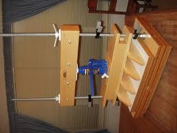 hydraulic jack papermaking press