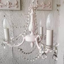 lamps handmade livemaster handmade chandelier tenderness provence shabby chic