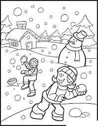 Holiday Coloring Pictures 14305