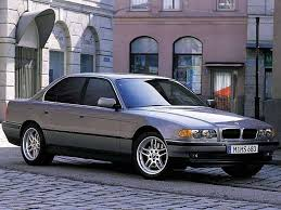 BMW Convertible bmw 7 2001 : BMW Heaven Specification Database | Specifications for BMW 740i ...