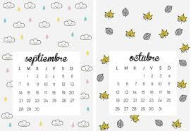 Calendario Archivos Moldes Para Manualidades