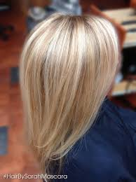 Different Shades Of Blonde Highlights