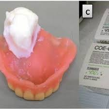 teeth setting fig 2 a artificial teeth setting b try in teeth 2 a well