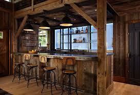 western saloon style décor ideas