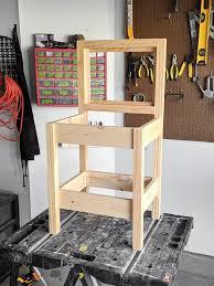 diy kids workbench build plans build a