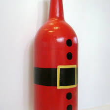 How To Decorate A Wine Bottle For Christmas Best Wine Bottle Centerpieces Products on Wanelo 77