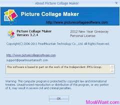 picture collage maker pro registration