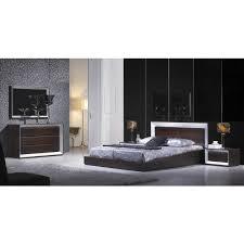 Silver Leaf Bedroom Furniture Brown And Silver Leaf Bedroom Set