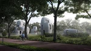 <b>HOME SWEET HOME</b> The first 3D printed houses for rent will be ...