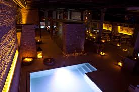 Roman Inspired Aire Ancient Bath House In Tribeca New York Aire Baths In Tribeca